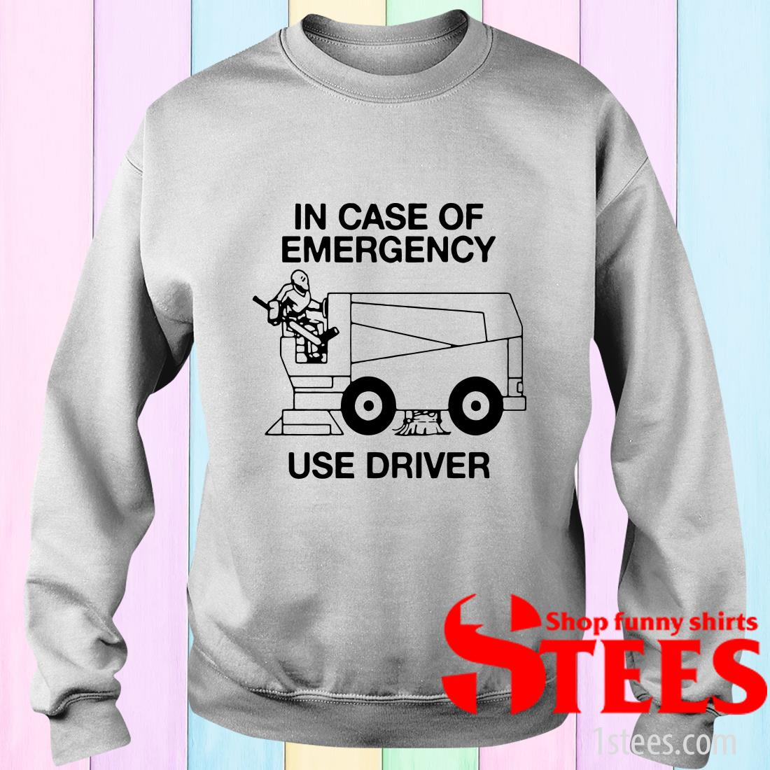 In Case Of Emergency Sweater