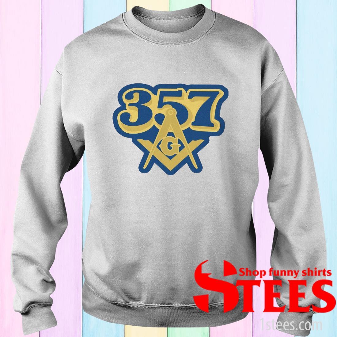 357 Freemasonry Logo Sweater