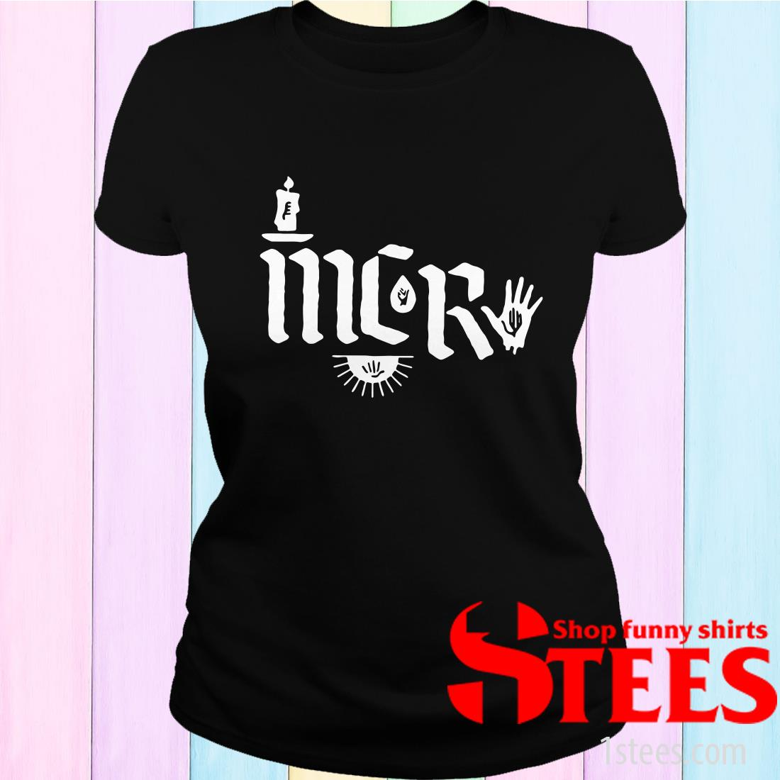 My Chemical Romance Candle Merch Women's T-Shirt