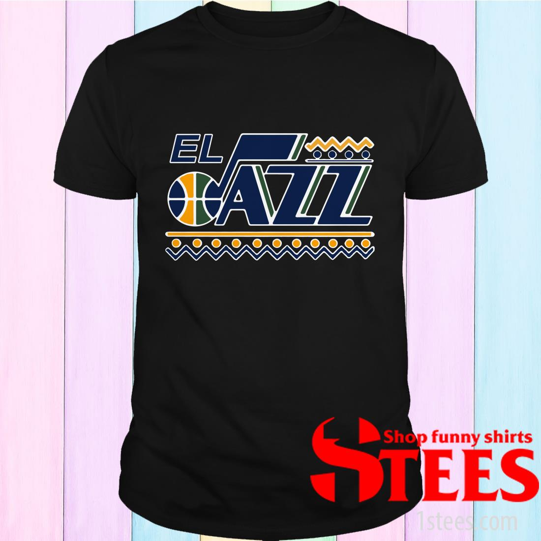 Jersey El Jazz Shirt