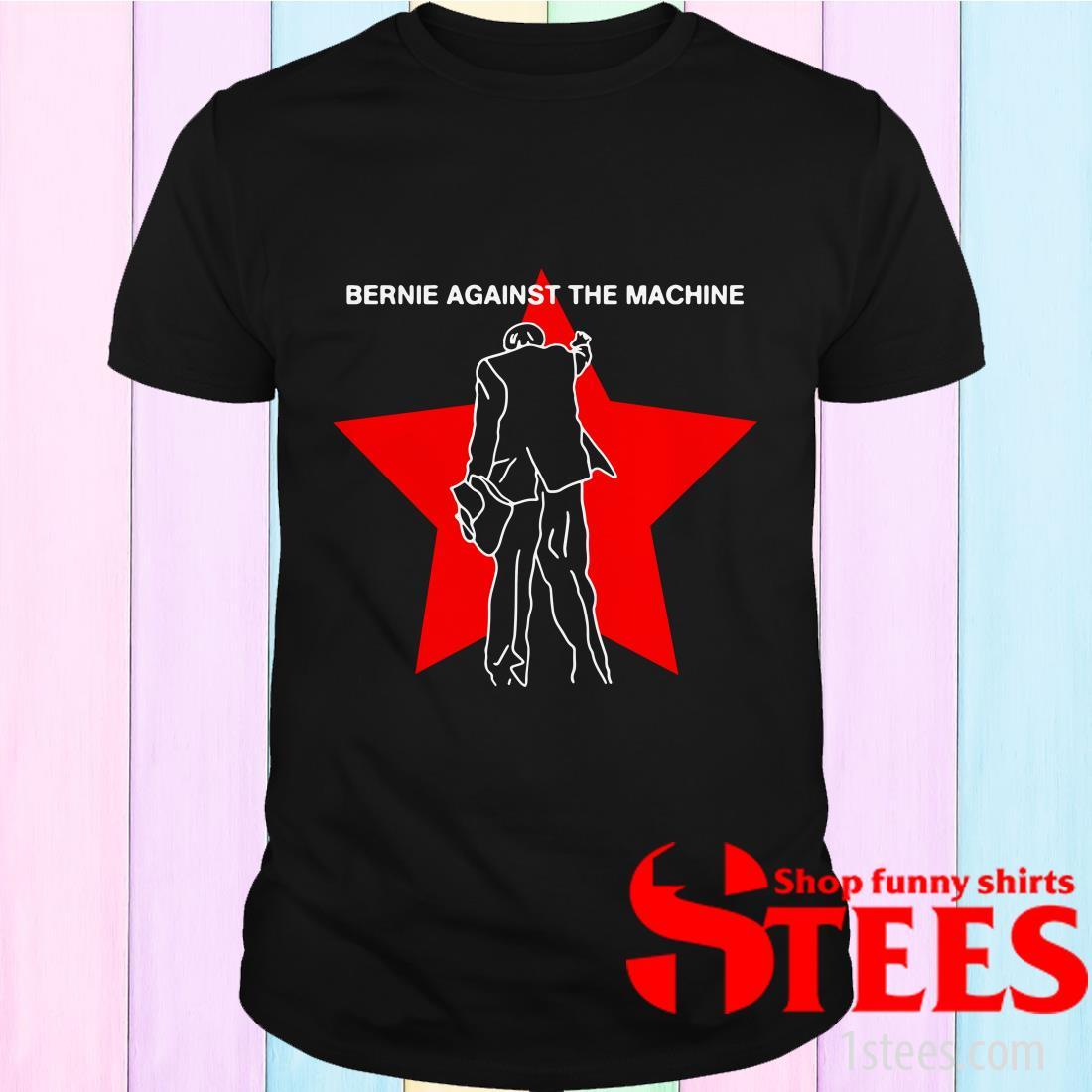 Rage Against The Machine Bernie Shirt