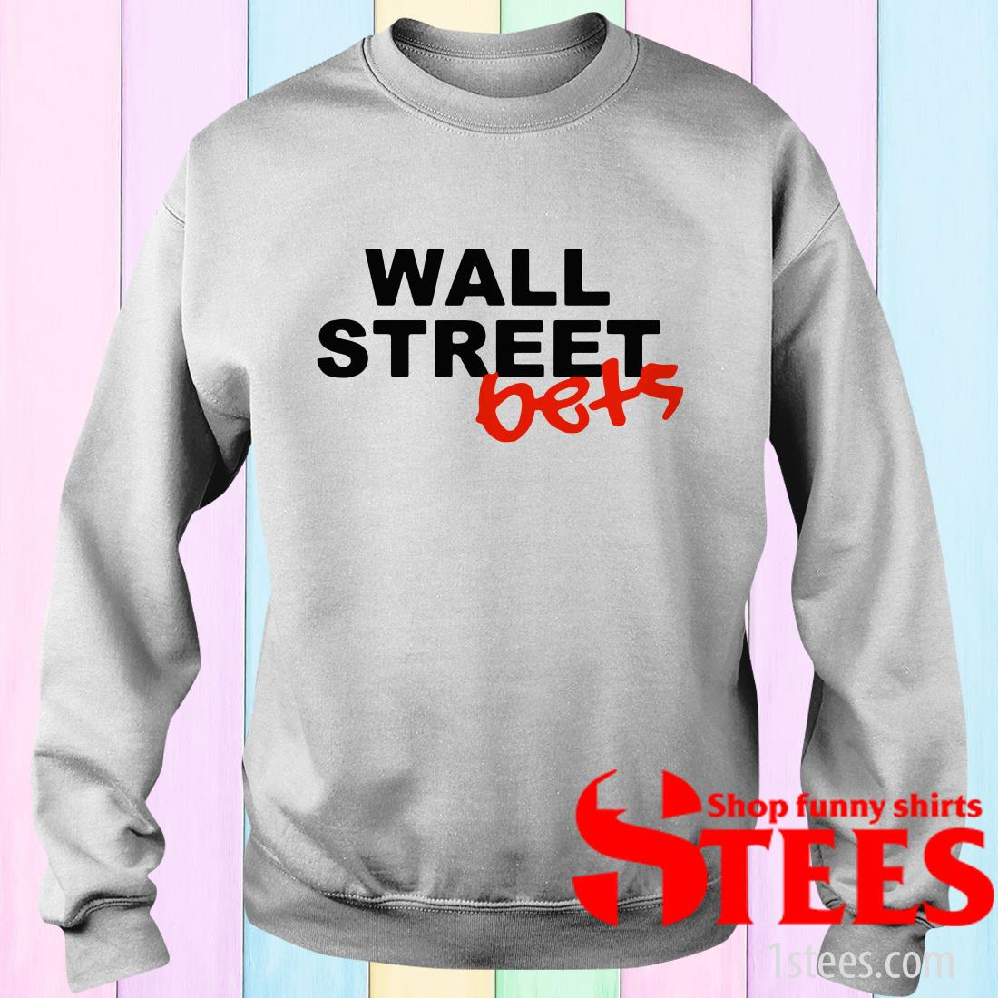Wall Street Bets Degenerate Shirt