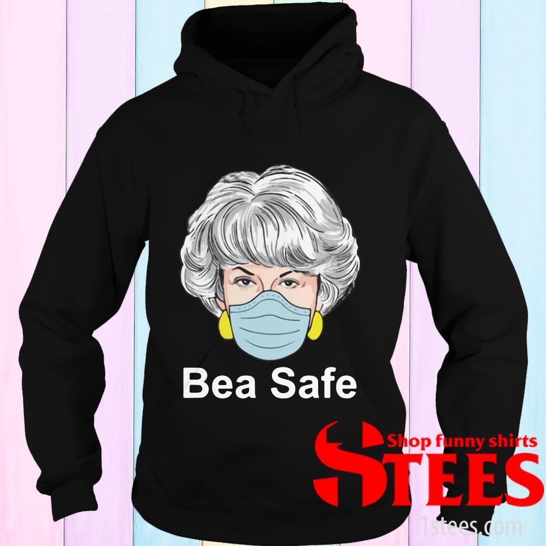 Golden Girls Bea Safe Hoodies