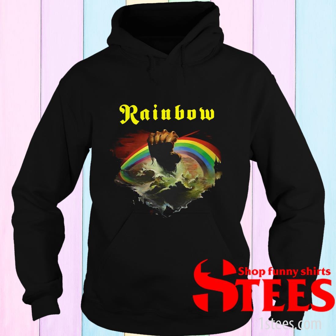 Rising Rainbow Version Hoodies