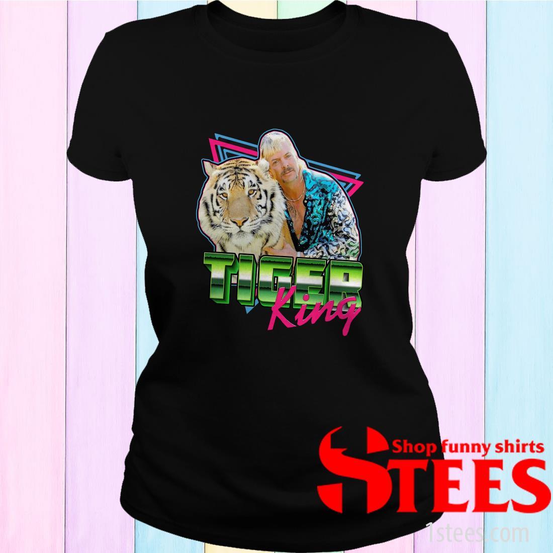 Joe Exotic Tiger King Tee Women's T-Shirt