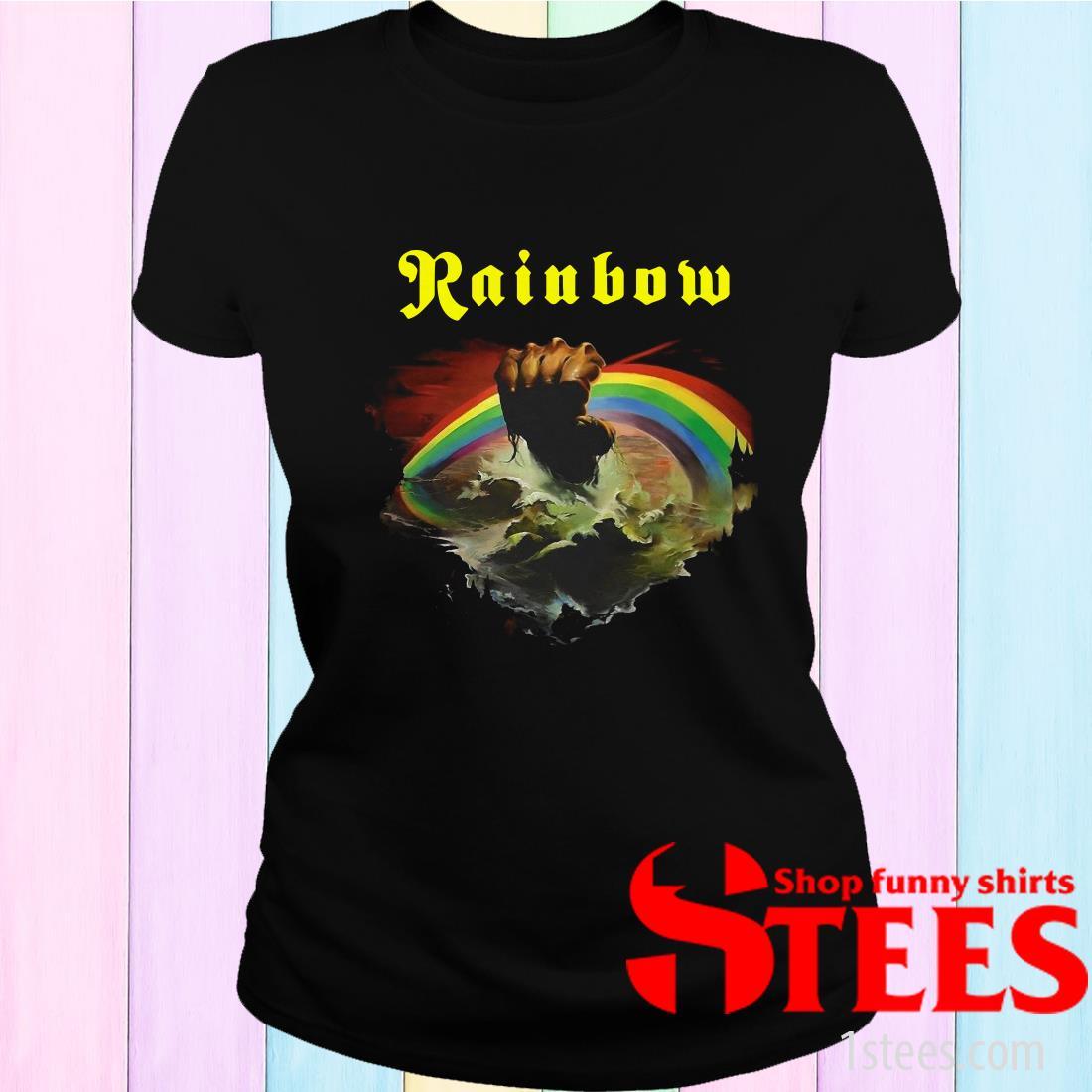Rising Rainbow Version Women's T-Shirt