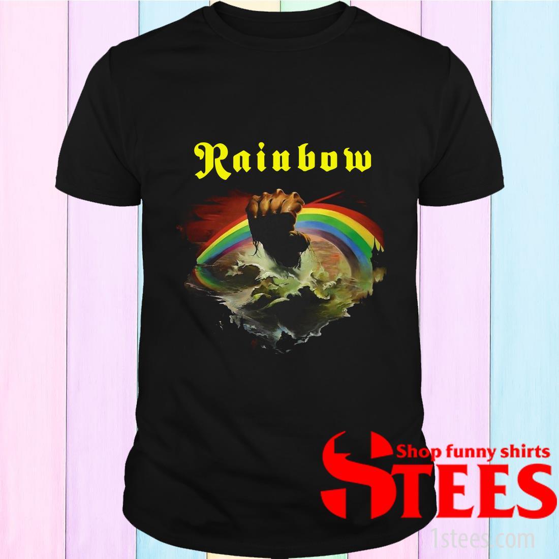 Rising Rainbow Version T-Shirt