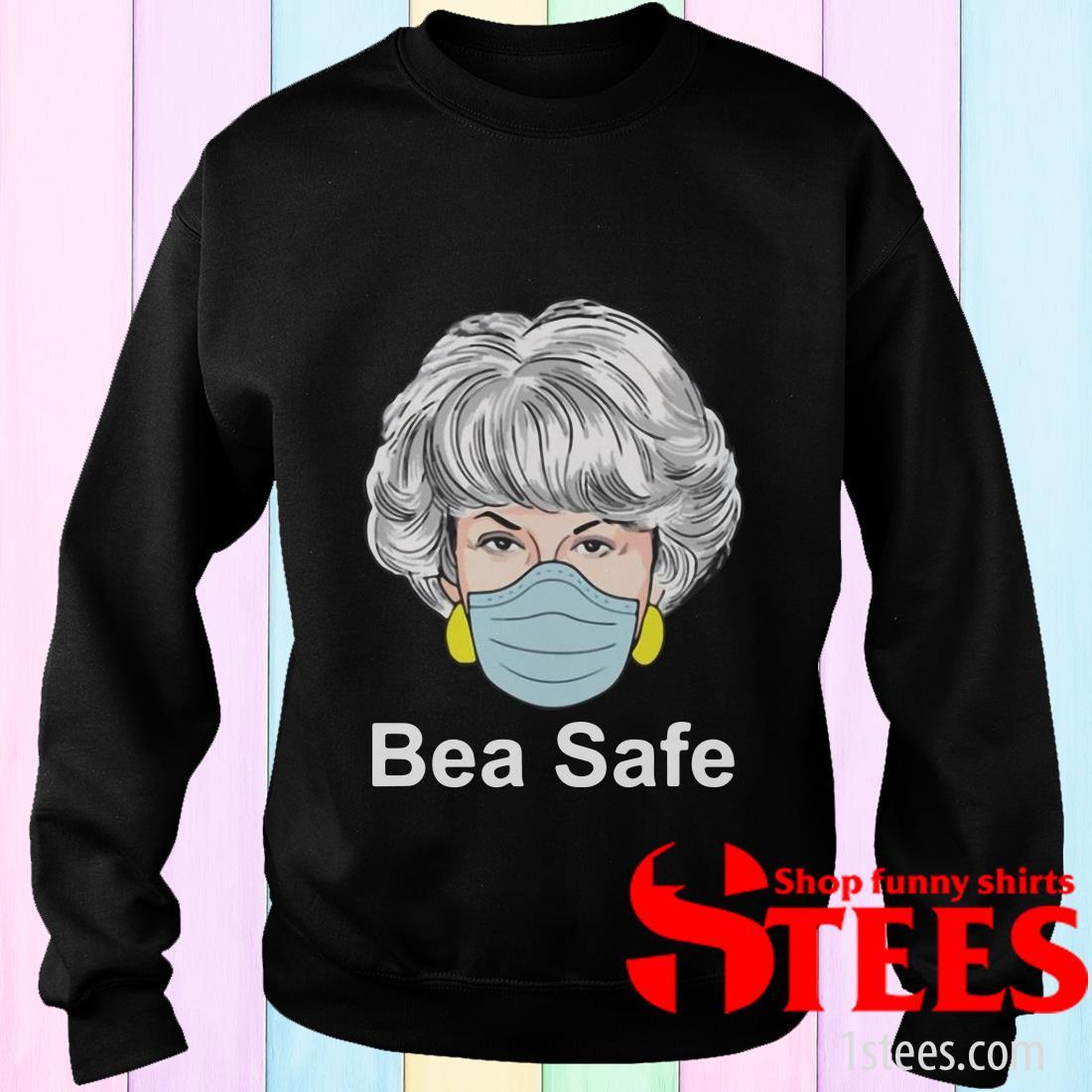Golden Girls Bea Safe Sweater