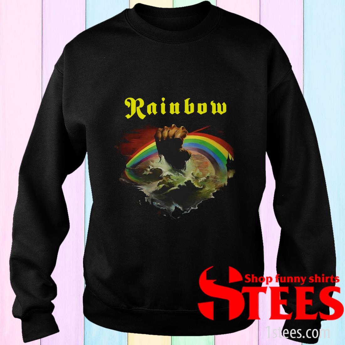 Rising Rainbow Version Sweater