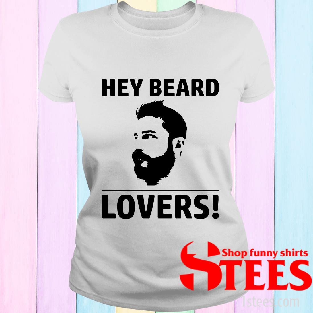 Hey Breard Lovers T-Shirt