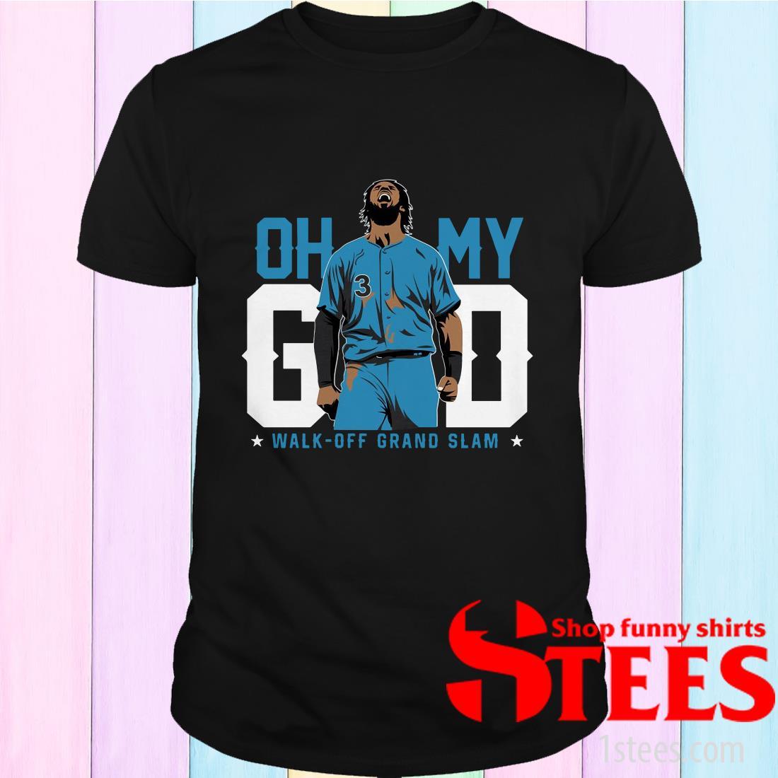 Oh My God Bryce T-Shirt
