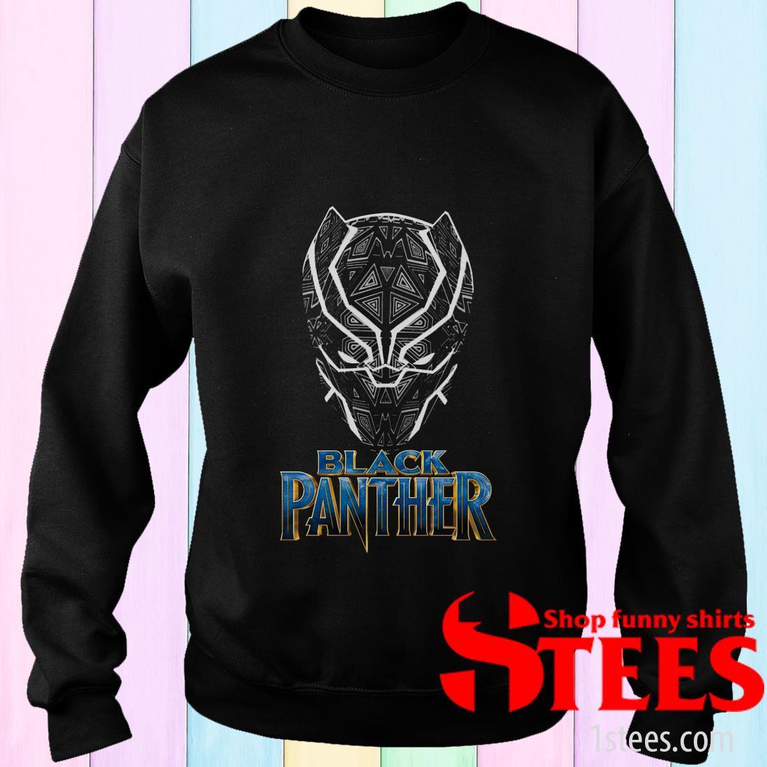 Black Panther King Chadwick Boseman 1977 2020 Sweater